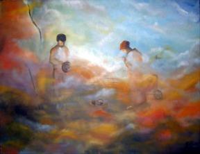 Óleo s/lienzo 89 x 116