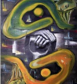 Óleo s/lienzo 92 x 65